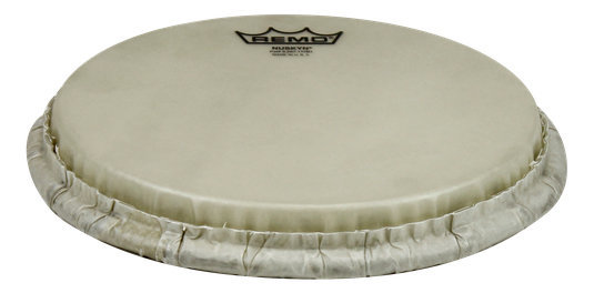 View larger image of Remo Tucked Nuskyn Bongo Drumhead - 8.50