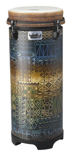 View larger image of Remo Valencia 100-Series Tubano Drum - Island, 10
