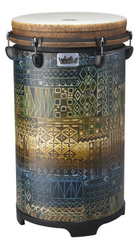 View larger image of Remo Valencia 100-Series Tubano Drum - Island, 14