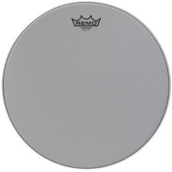Remo White Max with Duralock Drumhead - 14 Bottom