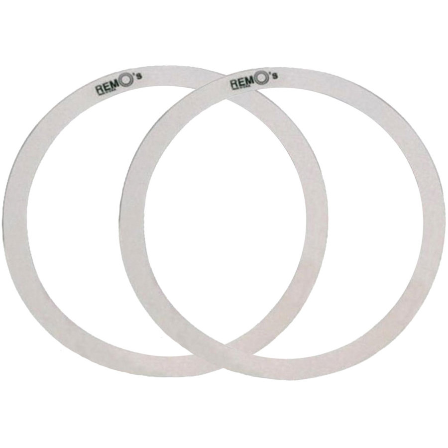 View larger image of RemOs 13 Sound Control Rings, 2 Pack (1 Width)