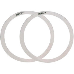 RemOs 13 Sound Control Rings, 2 Pack (1 Width)