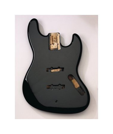 View larger image of Replacement Body for Jazz Bass - Black