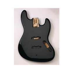 Replacement Body for Jazz Bass - Black