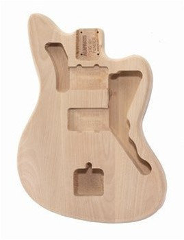 View larger image of Replacement Body for Jazzmaster - Alder