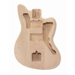 Replacement Body for Jazzmaster - Alder