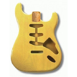 Replacement Body for Stratocaster - Blonde