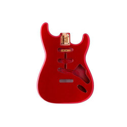 Replacement Body for Stratocaster - Candy Apple Red