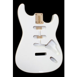 Replacement Body for Stratocaster - Olympic White