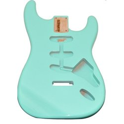 Replacement Body for Stratocaster - Seafoam Green