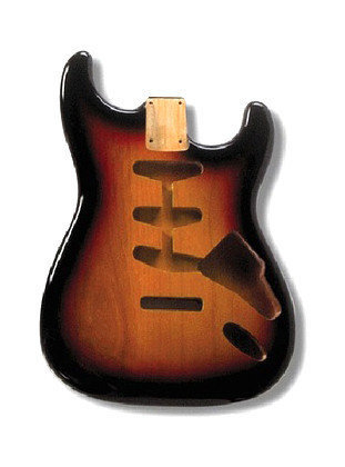 View larger image of Replacement Body for Stratocaster - Sunburst