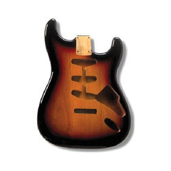 Replacement Body for Stratocaster - Sunburst