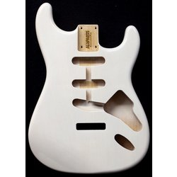 Replacement Body for Stratocaster - White
