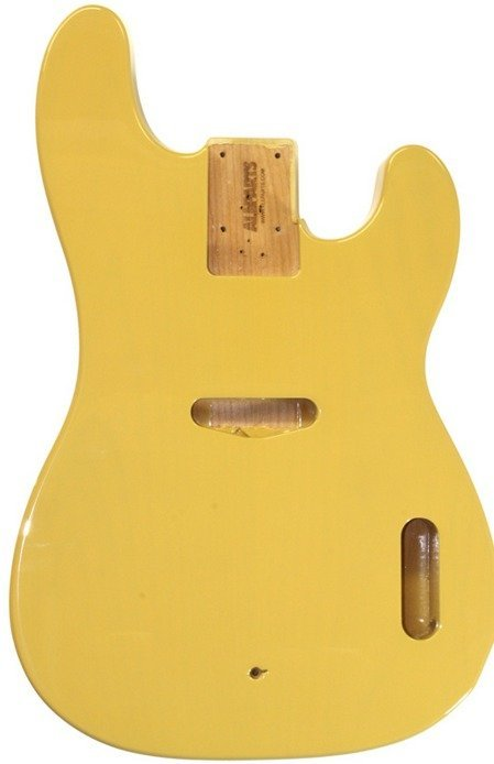 View larger image of Replacement Body for Telecaster Bass - Blonde
