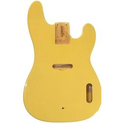 Replacement Body for Telecaster Bass - Blonde