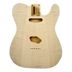 Replacement Body for Telecaster - Flame Alder