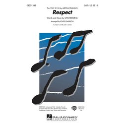 Respect (Aretha Franklin) - Showtrax CD