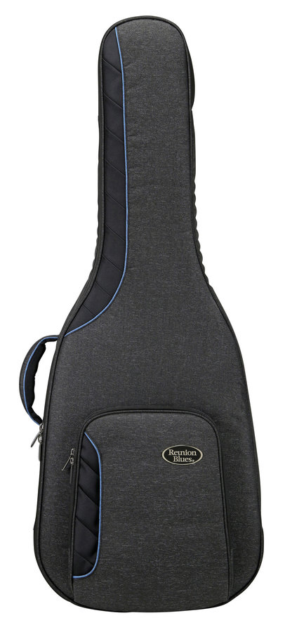 View larger image of Reunion Blues RB Continental Voyager Semi/Hollow Body Electric Guitar Case
