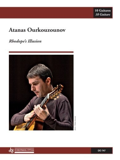View larger image of Rhodope's Illusion (Ourkouzounov) - Guitar Ensemble