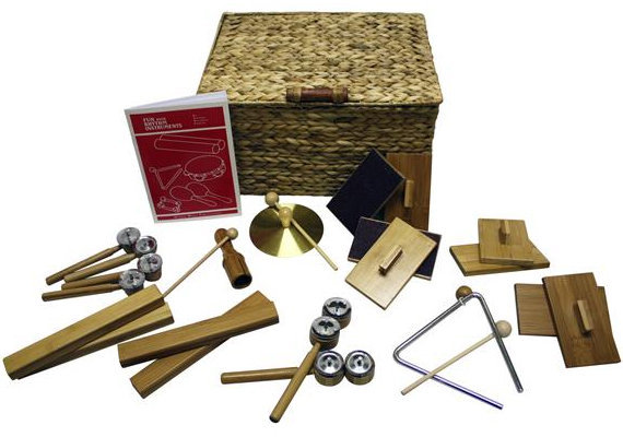 View larger image of Rhythm Band BamBoom Deluxe Rhythm Kit - 15 Players