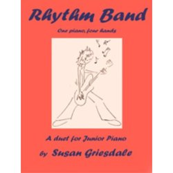 Rhythm Band (Griesdale) - Piano Duet (1P4H)