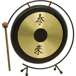 Rhythm Band RB1072 12 Gong with Standard Mallet