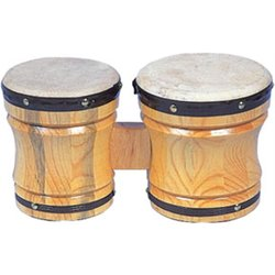 Rhythm Band RB1303 Large School Bongos