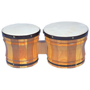 View larger image of Rhythm Band RB1303SP Deluxe Bongos