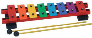 View larger image of Rhythm Band RB2305 Childrens Note Bell Set