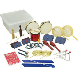 Rhythm Band RB46 25 Piece Deluxe Percussion Kit