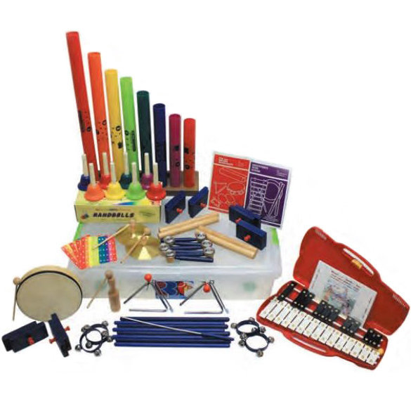 View larger image of Rhythm Band RB50 50 Player Melody and Rhythm Kit