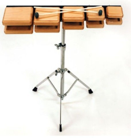 View larger image of Rhythm Band RB603 Deluxe Wood Temple Blocks