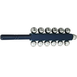 Rhythm Band RB808 Handle Bells