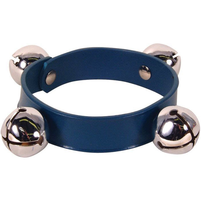 View larger image of Rhythm Band RB839 Wrist Bells on Plastic Strap