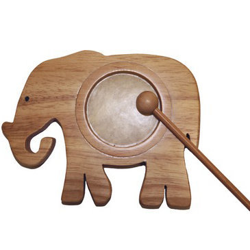 View larger image of Rhythm Band RB906 Elephant Drum