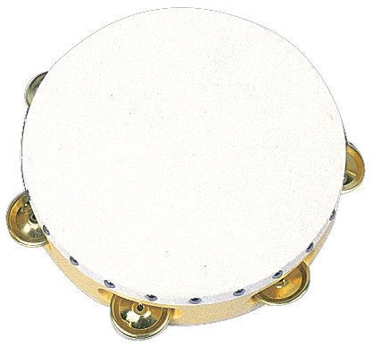 View larger image of Rhythm Band RB925 7 RBI Plastic Rim Tambourine