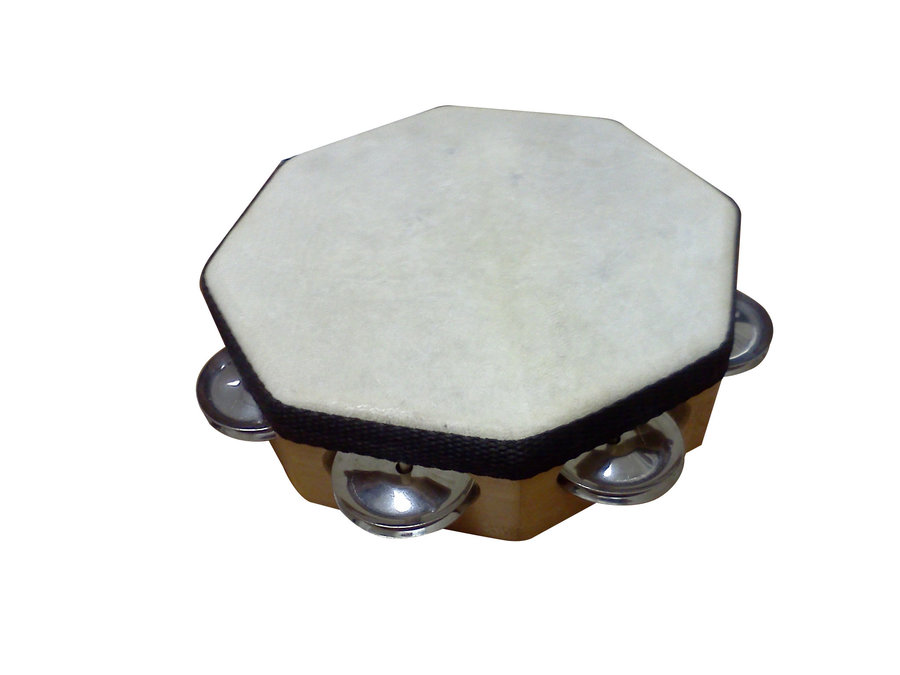 View larger image of Rhythm Band RBN90 6 Bamboo Tambourine