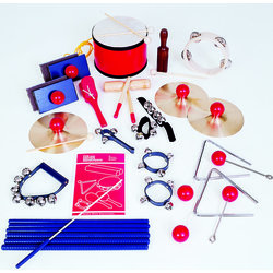 Rhythm Band Special Education Instrument Set - 20 Players