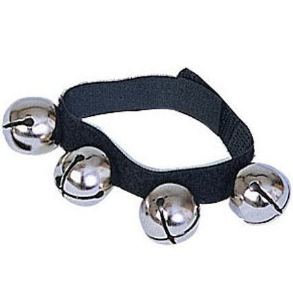View larger image of Rhythm Bell RB811 Wrist Bells with Velcro