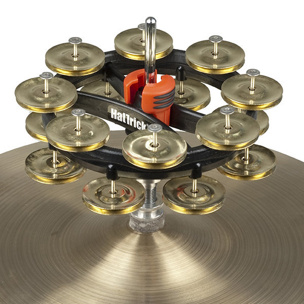 View larger image of Rhythm Tech RT7423 Hat Trick G2 Double Row Brass Jingles