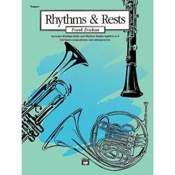 Rhythms and Rests - Alto Saxophone