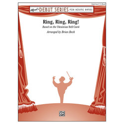 Ring, Ring, Ring! - Score & Parts Gr 1.5