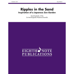 Ripples in the Sand - (Flex Woodwind Ensemble)