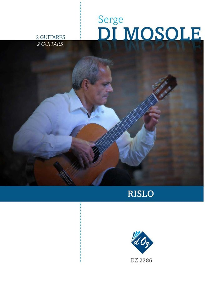 View larger image of Rislo (Di Mosole) - Guitar Duet
