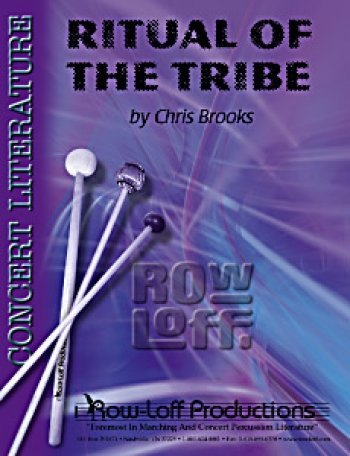 View larger image of Ritual of the Tribe (Percussion Ensemble)