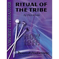 Ritual of the Tribe (Percussion Ensemble)