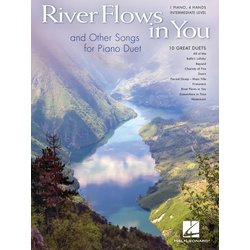 River Flows in You & Other Songs for Piano Duet (1P4H)