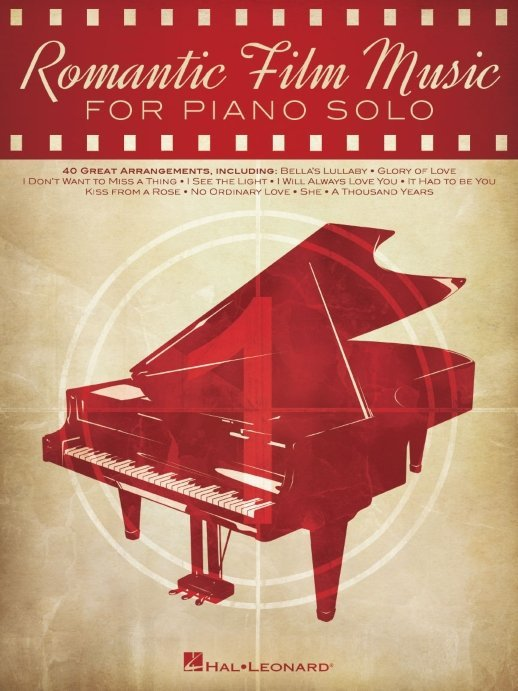 View larger image of Rmantic Film Music For Piano Solo