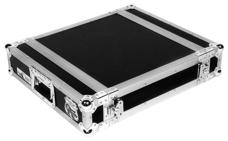 View larger image of Road Ready 2U Amplifier Deluxe Case - 18 Body Depth