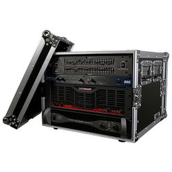 Road Ready 8U Amplifier Deluxe Case - 18 Body Depth